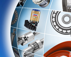 SKF Products landing