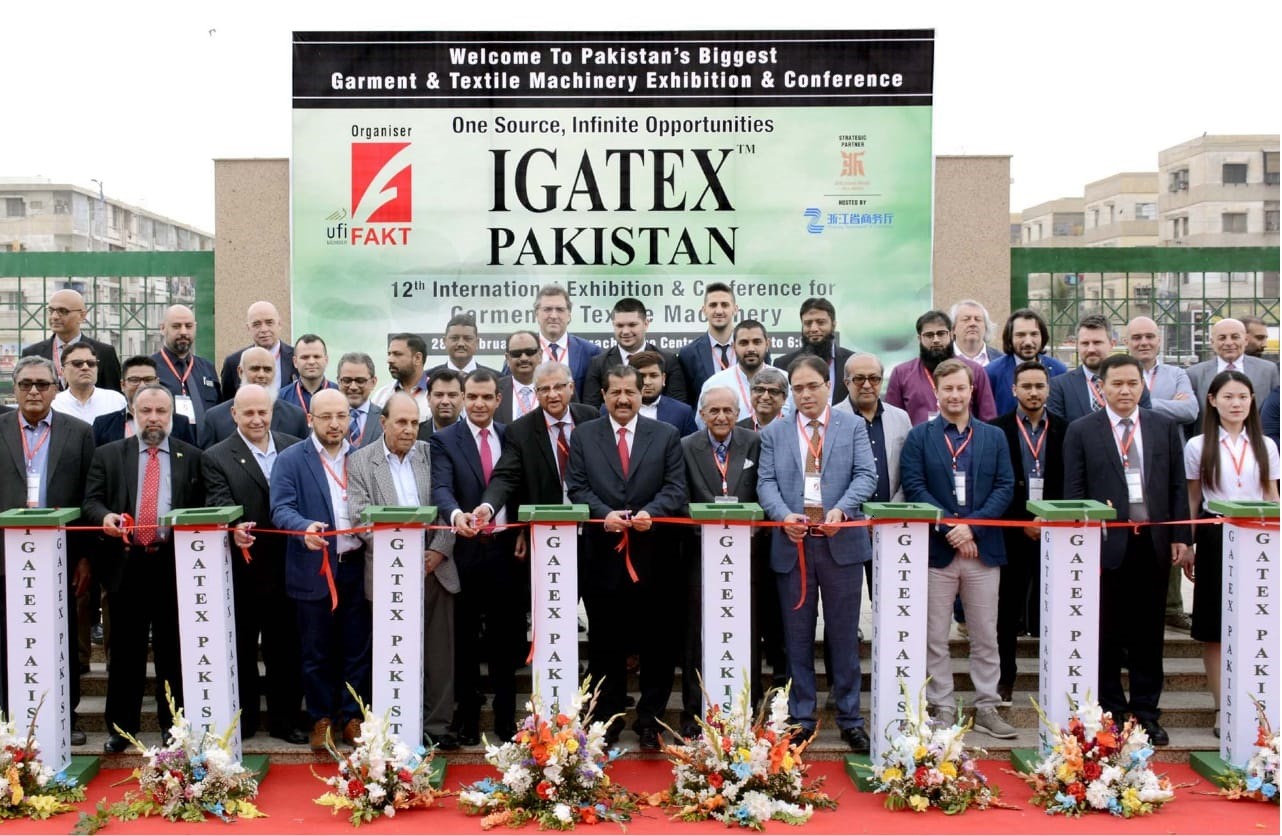 IGATEX Pakistan – International Exhibition for Garment